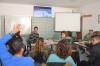 Sessão de formação, domingo de manhã, na sede do Clube Naval de Portimão (@paulomarcelino)
