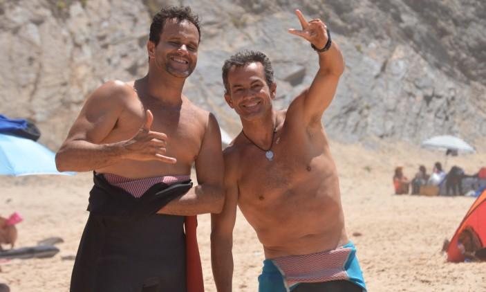 I Vale Figueiras Open | Ariano Marques e Gonçalo Lopes, 'Ratinho' (®PauloMarcelino)