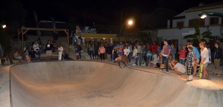 I Vale Figueiras Open | 'Kids Bowl Skating Jam Session' (®PauloMarcelino)
