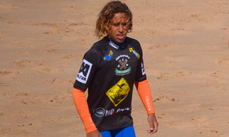 Michael Conlan vai representar o Algarve na final nacional Sub-16, no Porto (®PauloMarcelino/Arquivo)