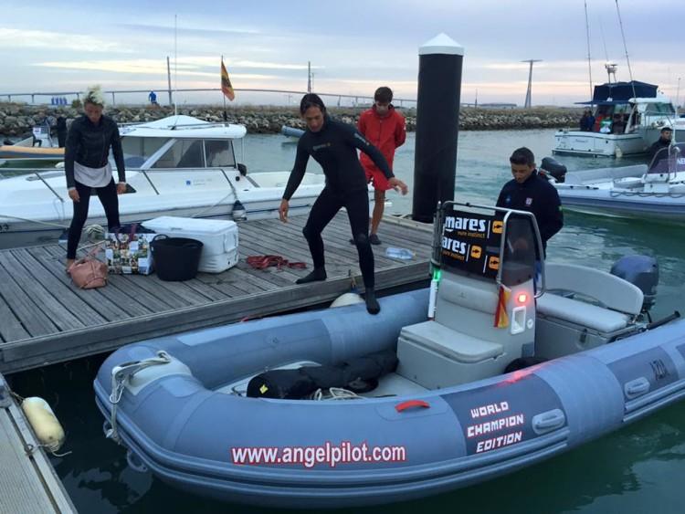Jody Lot foi o melhor português em Cadiz, 4º na geral individual (®FPAS)