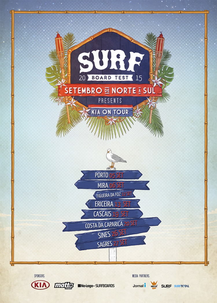 Surf Board Test KIA on Tour 2015_cartaz(1)