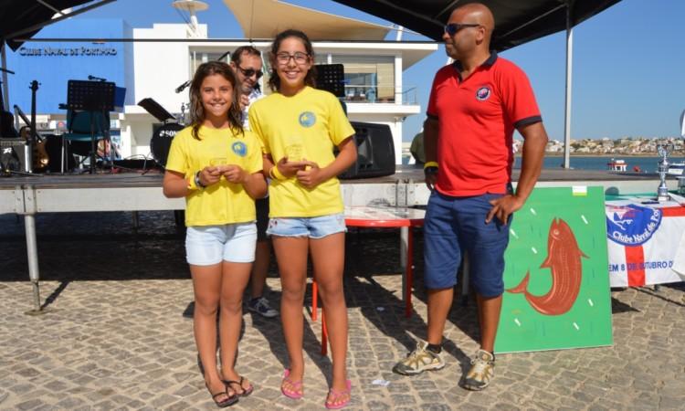 Marta Cavaco e Mara António, Prémios Mérito Desportivo Vela (®PauloMarcelino)