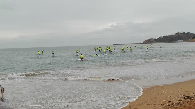 Albufeira Surf Clube gostou da experiência e vai candidatar-se a realizar nova etapa no próximo ano (®DireitosReservados)