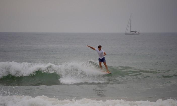 Nacional Longboard | Praia de Faro | 4 outubro | João Gama (®PauloMarcelino)