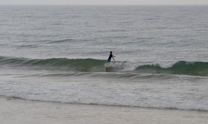 Nacional Longboard | Praia de Faro | 4 outubro | José Mestre (®PauloMarcelino)