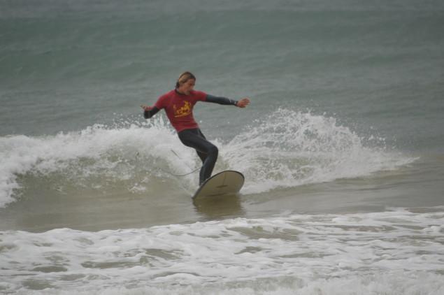Nacional Longboard | Praia de Faro | 4 outubro | Isaac Felizardo (®AlbertoFelizardo)
