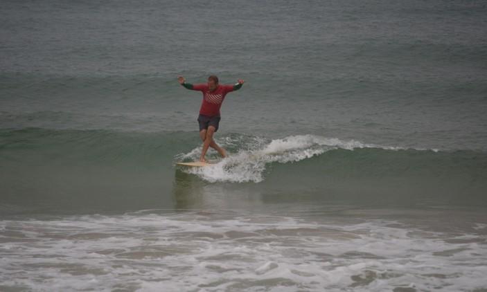 Nacional Longboard | Praia de Faro | 4 outubro | Diogo Gonçalves (®PauloMarcelino)