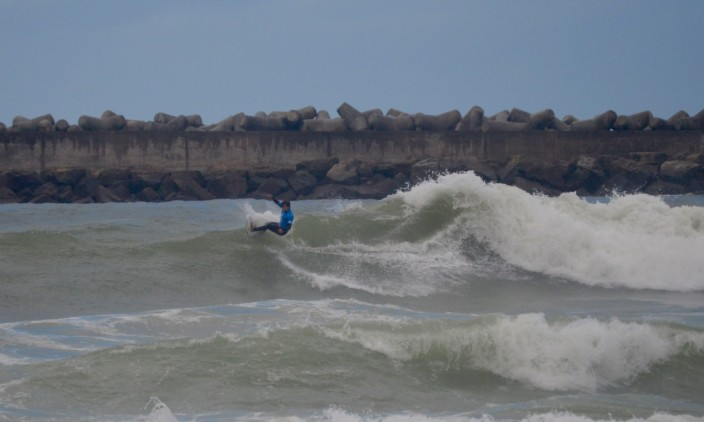Moche Rip Curl Pro Portugal   27-10-2015   Molhe de Leste   Keanu Asing (®PauloMarcelino)