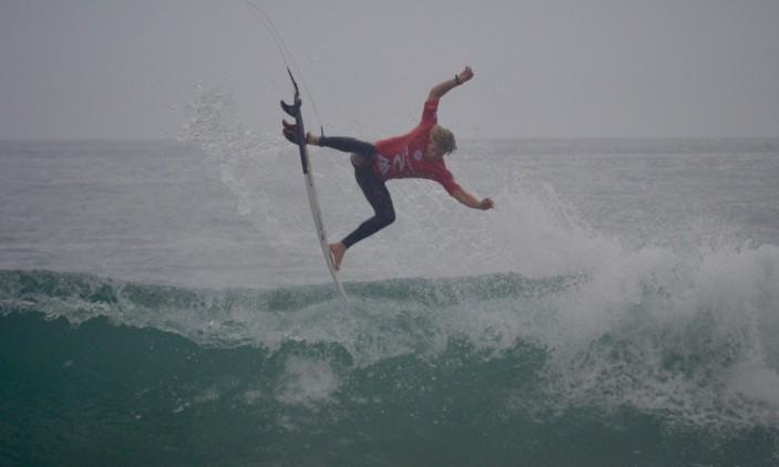 Moche Rip Curl Pro Portugal | 24-10-2015 | Supertubos | John John Florence (®PauloMarcelino)