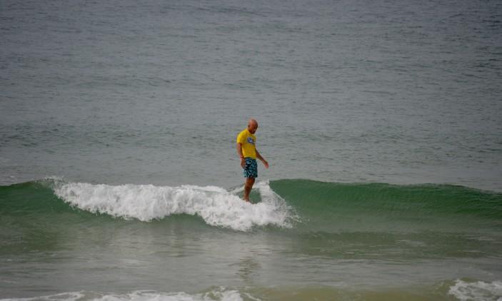Nacional Longboard | Praia de Faro | 4 outubro | Tiago Danova (®PauloMarcelino)