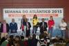 Beatriz Cintra no 1ª lugar do Pódio Feminino Grupo B em Viana do Castelo (®LuisFraguas)