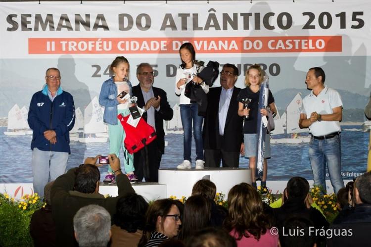 Erica Porto (CNTavira) foi a 2ª melhor Feminino no Grupo C em Viana do Castelo (®LuisFraguas)