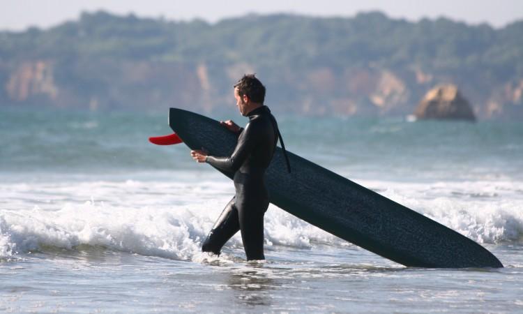 Shaper da Retro Movement é mais conhecido pelas suas longboards (®DireitosReservados)