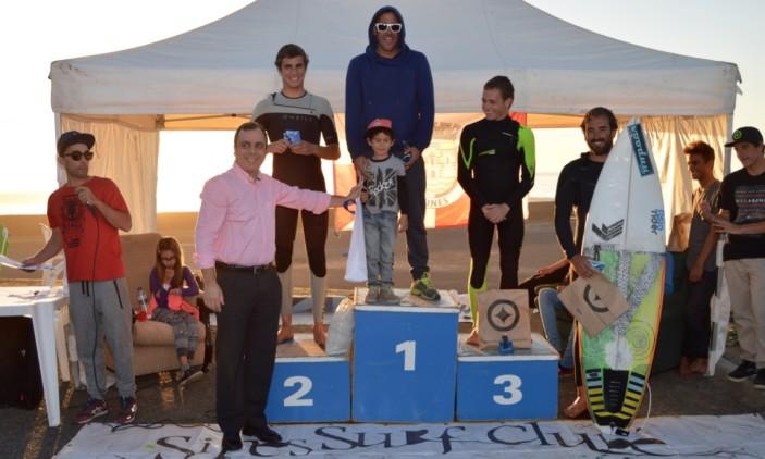 Open Sines Surf Clube | Pico Louco, S. Torpes | 28_29-11-2015 | Pódio Open (®PauloMarcelino)