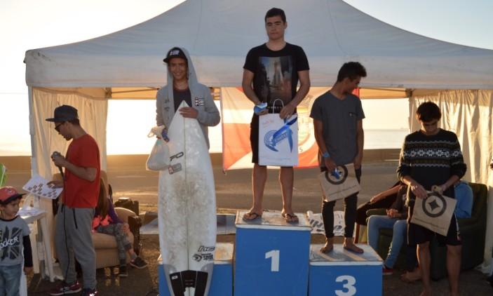 Open Sines Surf Clube | Pico Louco, S. Torpes | 28_29-11-2015 | Pódio Sub-16 (®PauloMarcelino)