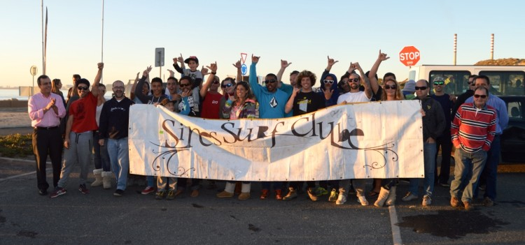 Open Sines Surf Clube | Pico Louco, S. Torpes | 28_29-11-2015 | Sines Surf Clube 'crew' (®PauloMarcelino)