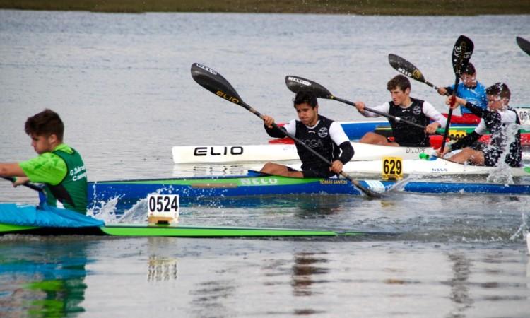 Kayak Clube Castores do Arade esteve em destaque com 14 pódios nas diversas categorias (®KCCA)