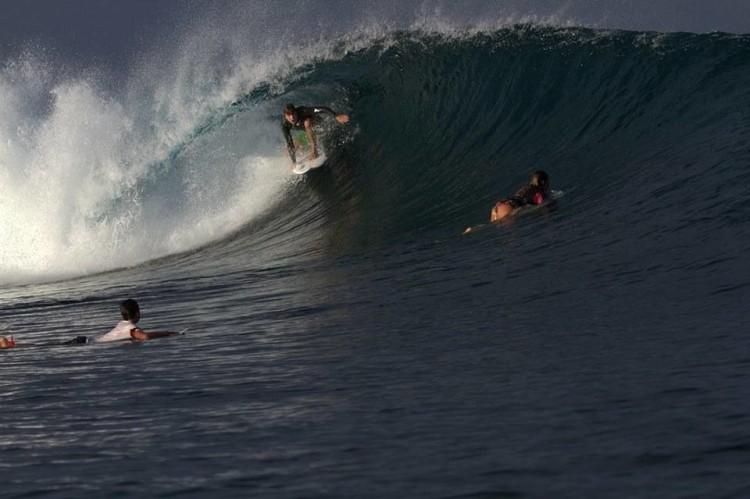 Surfista de Tavira vai estrear-se este ano no circuito mundial de qualificação (®DR)