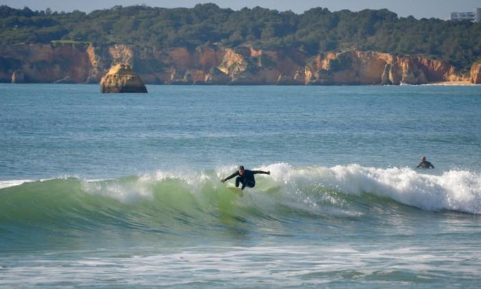 Praia da Rocha | 2016-01-12 | David Vieira (®PauloMarcelino)