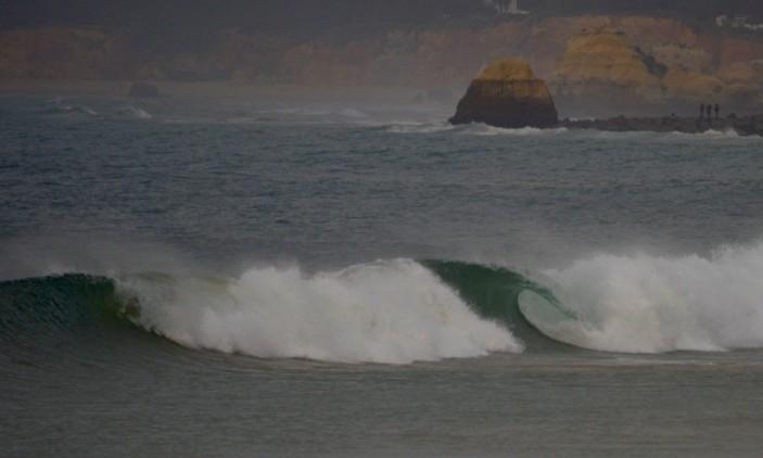 Praia da Rocha | 2015-01-24 | 'Daybreak' (®PauloMarcelino)