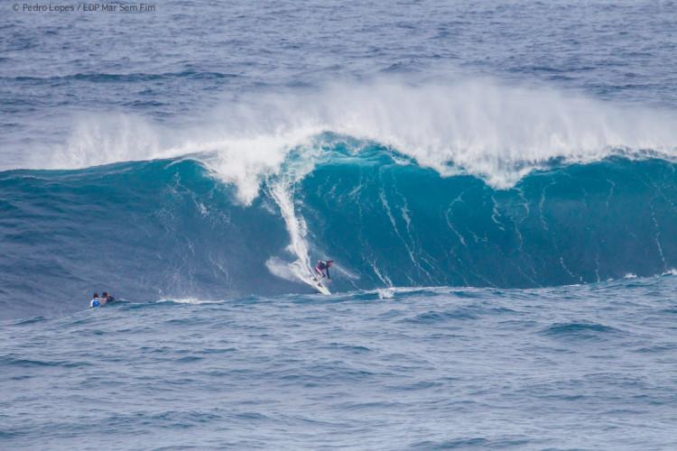 Graciosa é um destino de ondas grandes ainda por explorar (®PedroLopes/EDPMarSemFim)