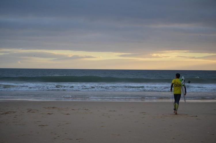 Praia da Falésia vai receber a 1ª Etapa do Circuito Regional de Surf do Sul 2016, dias 6 e 7 de fevereiro (®DR)