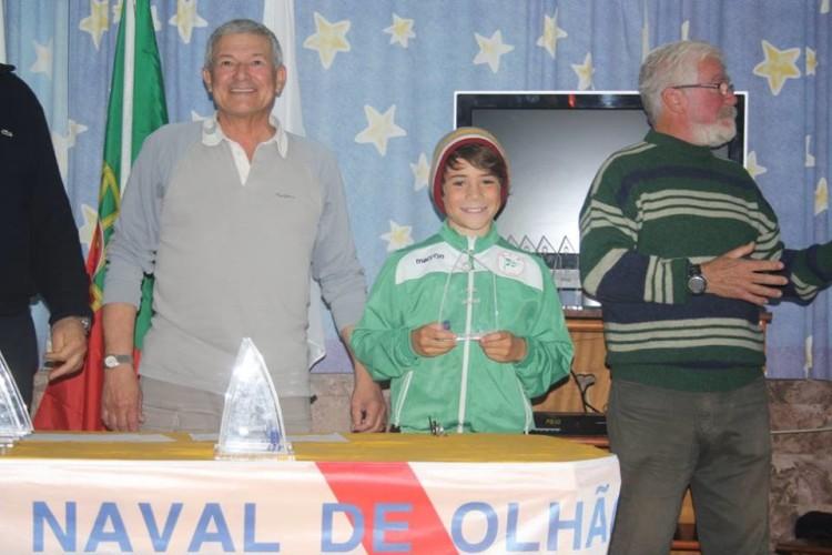 Guilherme Cavaco, do GCNFaro, alcançou em Olhão a sua 2ª vitória no Campeonato (®GCNF)