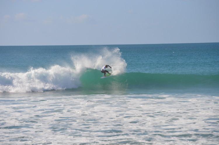 Praia da Rocha é capaz do melhor e do pior. Na imagem da etapa o ano passado, Marlon Lipke, que abrilhanta o circuito com a sua presença (®PauloMarcelino/Arquivo)
