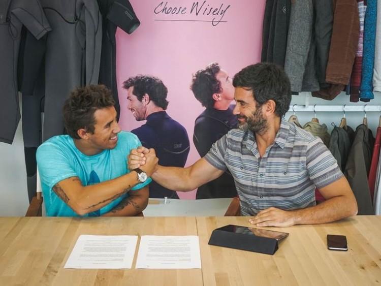 Vasco Ribeiro e Ricardo Aragão, Marketing & Team Manager da Deeply (®Deeply)