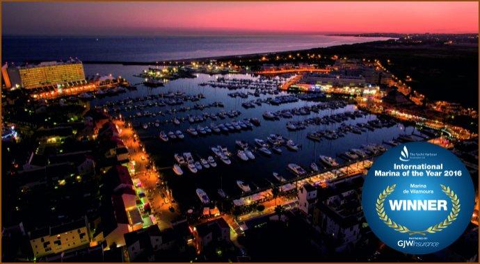 Marina de Vilamoura é o principal foco de um plano de investimento no valor de mil milhões de euros (®MarinaVilamoura)