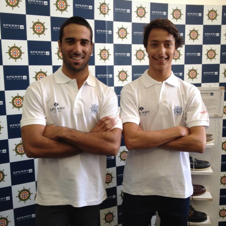 Miguel Ferreira e Rui Ribeiro realizaram uma das melhores prestações por Classes da Seleção Nacional na Malásia (®FPV)