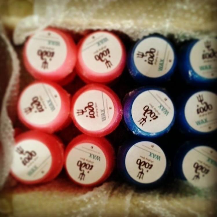 Wax Iodo (®DR)