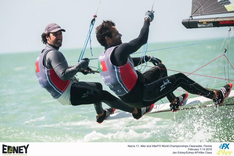 Jorge Lima/José Costa vão representar Portugal nos Jogos Olímpicos Rio de Janeiro 2016 (®JenEdney)