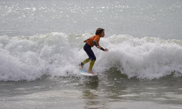 CRSSul 2016 #1 | Praia da Falésia, Vilamoura | Martim Brandão, vencedor Sub-10 (®PauloMarcelino)