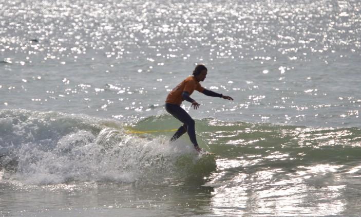 CRSSul 2016 #1 | Praia da Falésia, Vilamoura | Isaac Felizardo, vencedor Longboard (®PauloMarcelino)