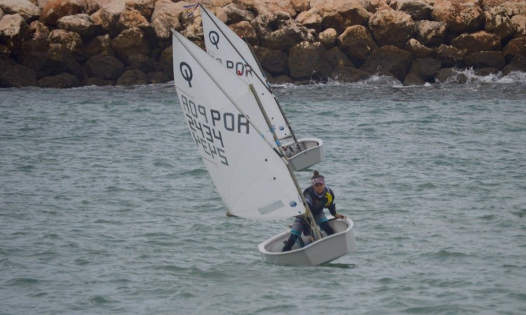 Beatriz Gago voltou a vencer PAR Sul mas fortemente pressionada por Manuel Fortunato (®PauloMarcelino/Arquivo)