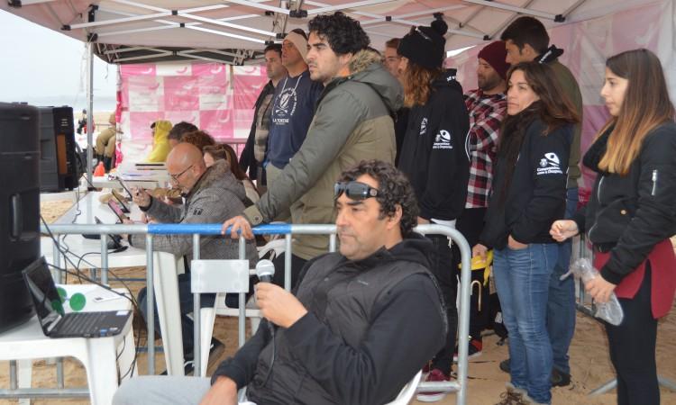 Etapa em Vilamoura foi a prova prática final do curso de formação de juízes realizado pela FPS em Quarteira, no último fim-de-semana de janeiro (®PauloMarcelino)
