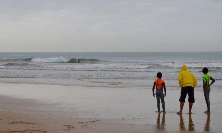 Etapas regionais são provas oficiais de qualificação para o Campeonato Nacional de Surf Esperanças (®PauloMarcelino)