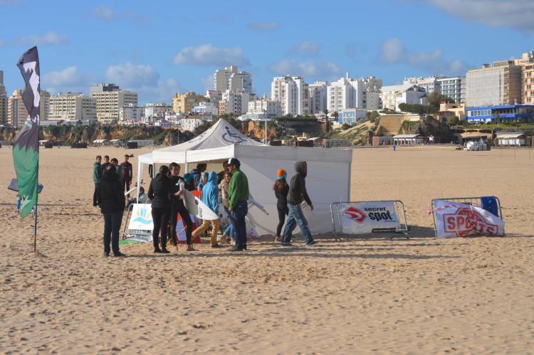 Etapa 2 CRSSul 2016 vai decorrer na Praia da Rocha, no fim-de-semana 5 e 6 de março (®PauloMarcelino/Arquivo)