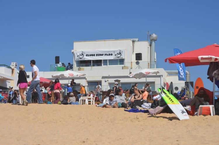 Etapa em Faro tem por base o WAX Resto-Bar e foi muito concorrida no ano passado (®PauloMarcelino/Arquivo)