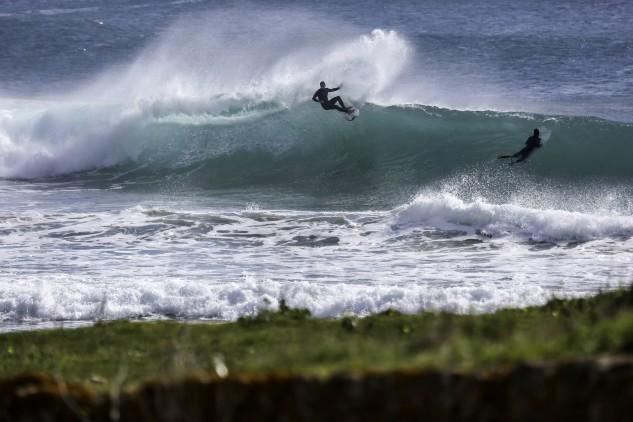 Praia da Ingrina | 2016-02-02 | Gonçalo Moutinho (®JorgeSantos)