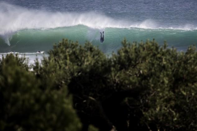 Praia da Ingrina | 2016-02-02 | 'After lunch fun session' (®JorgeSantos)