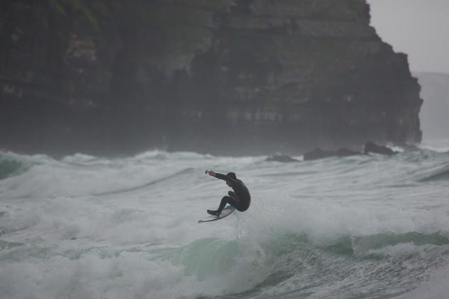 Praia da Arrifana | 2016-02-12 | Francisco Duarte (®JorgeSantos)