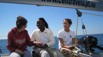 Vela Solidária trabalha com pessoas com deficiência e utentes de instituições de solidariedade social (®VelaSolidaria)