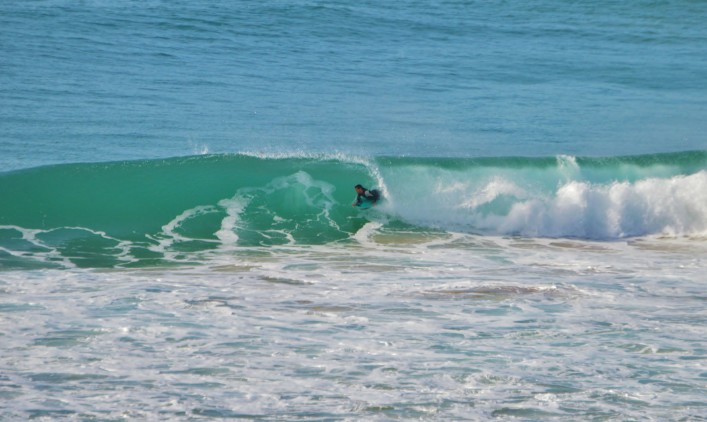 Praia do Zavial | 2016-02-02 | Luís Pedro (®LuisGamito)