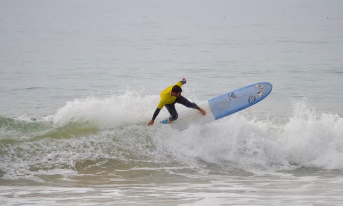 CRSSul 2016 #1 | Praia da Falésia, Vilamoura | Manuel Mestre, regresso; 2º lugar Longboard (®PauloMarcelino)