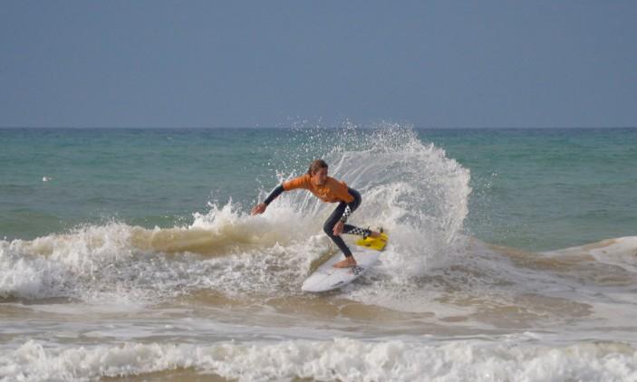 CRSSul 2016 #1 | Praia da Falésia, Vilamoura | 'Martim' Magalhães (®PauloMarcelino)