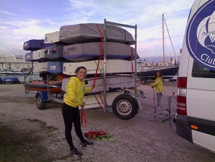 Clube Naval de Portimão já está em Vilamoura (®DR)