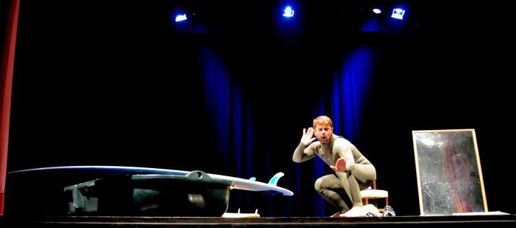 Teatro Lethes   2016-19-03   'O Outro Eu', Manuel Mestre, Necas (®PauloMarcelino)